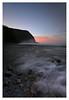 Sunset at Waipi'o Valley, Big Island, Hawai'i (danny wild) Tags: hawaii bigisland sunset waipio valley ocean beach blacksand aloha