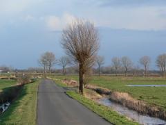 rural november road (achatphoenix) Tags: rheiderland ostfriesland rural december autumn eastfrisia enroute sky clouds