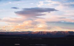 Puesta del sol patagónica (julien.ginefri) Tags: argentina argentine patagonia patagonie america latinamerica southamerica elcalafate
