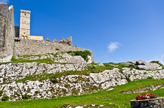 The Rock of Cashel # 2 (schreibtnix off for a while) Tags: reisen travelling irland ireland cashel rockofcashel burg castle ruine ruin himmel sky wolken clouds olympuse5 schreibtnix