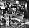 Singer (Foide) Tags: pinhole singer sewingmachine nolens f150 tapemeasure blackwhitephotos
