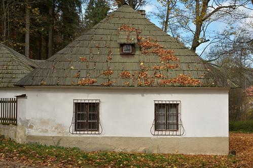 Kynžvart castle - outbuilding