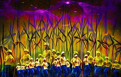 Wind and Sky Marchers (Rusty Russ) Tags: high school band marcher wind turbine nebula sky montage color compilation colorful day digital window flickr country bright happy colour eos scenic america world sunset beach water red nature blue white tree green art light sun cloud park landscape summer city yellow people old new photoshop google bing yahoo stumbleupon getty national geographic creative composite manipulation hue pinterest blog twitter comons wiki pixel artistic topaz filter on1 sunshine