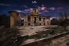 Villa Apolo (Juan A. Pérez) Tags: villaapolo nocturnas málaga ronda fotografíanocturna cielo sky estrellas cloud nubes abandonado