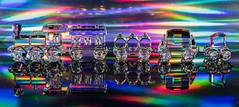 The Train (g3az66) Tags: thetrain train swarovski crystal beautiful colourful rainbow rainbowpaper wifey perspex yongnuo yn560iv yn560tx