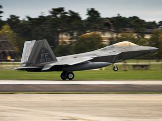 United States Air Force | Lockheed Martin F-22A Raptor | 09-4172