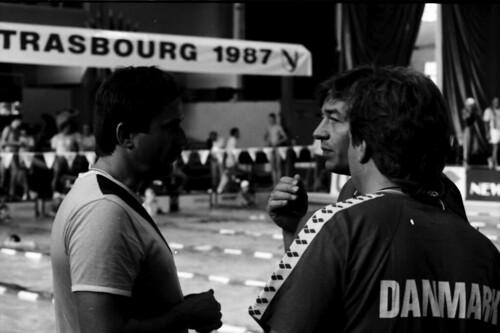 117 Swimming_EM_1987 Strasbourg