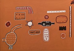 Lisbon - Madrid (1971) - Joaquim Rodrigo (1912 - 1997) (pedrosimoes7) Tags: joaquimrodrigo centrodeartemanueldebrito camb paláciodosanjos algés portugal museu musée museum artgalleryandmuseums ✩ecoledesbeauxarts✩ contemporaryartsociety expression