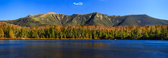 View from Lonesome Lake, Franconia NH (Southern New England Photography) Tags: autumn backdrop cliffs exploration fall foliage hiking journey lake landscape lifestyle lincoln lonesomelake moments mountains nh nature newengland newhampshire northamerica outdoor panoramic parks pond rock scenery scenic summer trail tree trekking unitedstates water whitemountains background beautiful beauty colorful eastern naturallight panorama three view franconia us