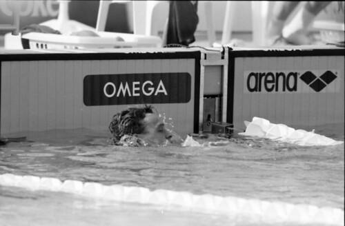 063 Swimming EM 1991 Athens