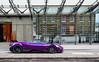 Purple. (Alex Penfold) Tags: pagani huayra bc purple supercars supercar super car cars autos alex penfold 2017 london knightsbridge arab arabic qatari