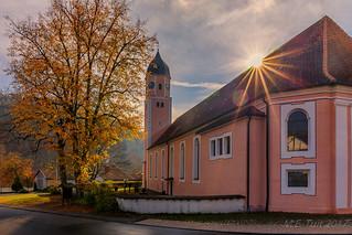Enlightened church @ Baden-Wurttemberg