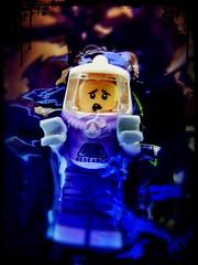 The Blob (LegoKlyph) Tags: lego custom alien blob slime evil monster classic retro movie horror thing ooze hazmat suit dead space scifi mini figure brick block