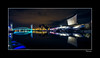 XT2F9291 (Paul Compton (PDphotography)) Tags: city media salford salfordquays manchester water lights night nightscape citysccape dark reflections tripod fuji xt2 long exposure