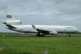 N277WA MD-11 World Airways
