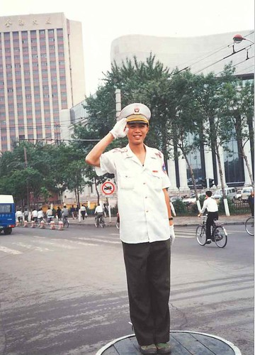 Harbin - traffic captain