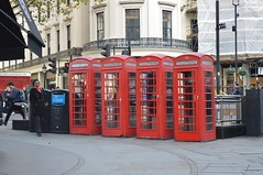 London Telephone's (PD3.) Tags: telephone box boxes strand london england uk sight seeing sightseeing