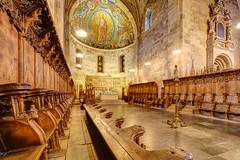 Lunds Domkyrka (Karsten Gieselmann) Tags: 714mmf28 architektur braun em5markii europa kathedrale mzuiko microfourthirds olympus sakralbauten sweden architecture brown cathedral kgiesel m43 mft lund skånelän schweden