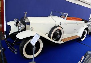 Rolls-Royce Phantom I Open Tourer Springfield (Brewster) 1929