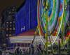 A Whirlish Derving (Paul B0udreau) Tags: photoshop canada ontario paulboudreauphotography niagara d5100 nikon nikond5100 layer toronto distillerydistrict torontochristmasmarket nikkor50mm18 lights people ferriswheel merrygoround motion tripod rides gooderhamworts
