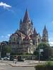 Heiliger Franz von Assisi/Jubiläumskirche (moacirdsp) Tags: assisi jubiläumskirche heiliger franz von assisijubiläumskirche mexikoplatz wien österreich 2017