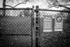 30 for 30 - A Walk in Central Park (Phil Roeder) Tags: newyorkcity manhattan centralpark blackandwhite monochrome leica leicax2 park fence sign sheepmeadow