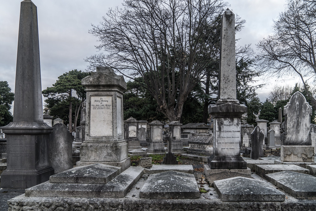 MOUNT JEROME CEMETERY IS AN INTERESTING PLACE TO VISIT [IT CLOSES AT 4PM]-134355
