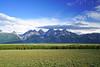 Grand Teton peaks from Glacier View, Wyoming, USA (Andrey Sulitskiy) Tags: usa wyoming grandteton