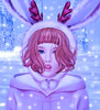 Winter Bunneh (Carmy Mirabeau aka Carmilla Mirabeau) Tags: catwa catya pumec zenith buzz insol dami tram insufferabledastard missc lesrevesperdus winter secondlife thearcade gacha