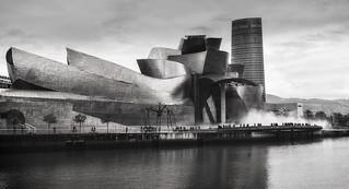 Museo Guggemhein Bilbao .......