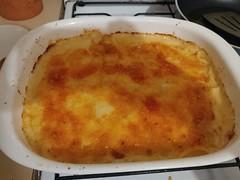 Cheese and Prawn Lasagne
