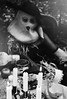 Chanel (Claudia Hantschel) Tags: scarecrow scary portrait blackandwhite black white claudia hantschel photography claudiahantschelphotography dark woman tea party halloween mystic mystical alcohol