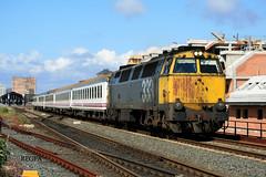 Coruña (REGFA251013) Tags: 333042 coruña estrella galicia tren train renfe comboio barcelona adif