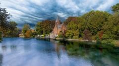 Bruges -  4165 (ΨᗩSᗰIᘉᗴ HᗴᘉS +19 000 000 thx) Tags: bruges flandres be bel eu aa belgium belgique europa europe water river hdr 3exp hensyasmine yasminehens saariysqualitypictures
