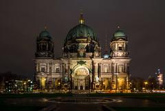 Berlin Dom at night (Mandragoa81) Tags: berlin dom kirche church night longexposure langzeitbelichtung deutschland germany