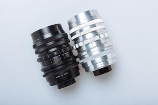 Jupiter-6-2 & Jupiter-6 (2.8/180mm)