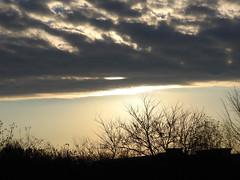 Drama on High (Alemap.1) Tags: sunrise nature silhouette drama