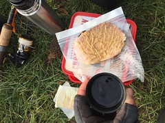 Fiskefika 2/12 (Atomeyes) Tags: mat kaffe julskinka senap vörtbröd fika fiske