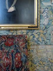 Hardwick Hall, Derbyshire snapshots 2017 (graeme37) Tags: hardwickhall derbyshire elizabethanhouse handandfoot tapestries tapestry wallhanging
