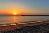 Sunrise Egypt Hurghada (Steve Kletzi) Tags: sunrise sun beach strand sonne sonnenaufgang meer boot schiff boat coast sand wasser ocean red sea rotes steg sky hurghada albatros palace ägypten egypt