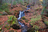 towab trail / waterfall (twurdemann) Tags: agawariver autumn canada dayhike fall2017 fallcolor fallcolour fujixt1 hike lakesuperiorprovincialpark landscape nature northernontario ontario ontarioparks park towabtrail xf1855mm