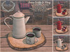 What Next Sierra Kettle & Mugs for Fifty Linden Friday (What Next/Winter Thorn) Tags: winterthorn whatnext secondlife fiftylindenfriday hot chocolate coffee camping kettle mugs bento