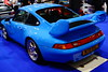Porsche 911 Carrera RS (JoRoSm) Tags: nec classic car show 2017 canon eos 500d slr porsche german sports footman james 911 carrera rs m70rsl blue 993