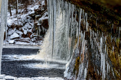 Icicles (FJMaiers) Tags: ice boque boca wolfcreekfalls banningstatepark park minnesota icicle icicles snow rock sparkle banning d5300 nikon