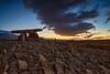 Chabola de la hechicera - Sorginaren Txabola (teredura58) Tags: dolmen chabola de la hechicera sorginetxe amanecer alavavision elvillar sonyflickraward
