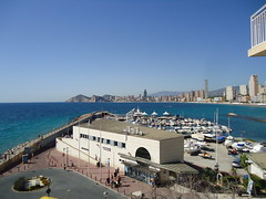 BENIDORM - OCTOBER 2017 (CovBoy2007) Tags: spain espania spanish costablanca benidorm mediterranean med beach beaches port marina beachfront sea ocean poniente gay