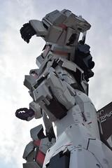 tokyo6407 (tanayan) Tags: urban town cityscape tokyo japan nikon v3 東京 日本 gundam unicone daiba 台場 ガンダム rx0 unicorn statue