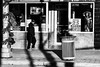 You Looking At Me? Windsor, ON. (Paul Thibodeau) Tags: photooftheday windsor nikond500 50mm streetphotography blackandwhite man looking angry