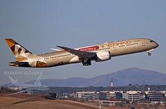 A6-BLM (Mariano Alvaro) Tags: avion boeing 787 etihad sticker a6blm madrid barajas abu dabi