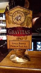 Vale Gravitas (DarloRich2009) Tags: valebrewery gravitas valegravitas brewery beer ale camra campaignforrealale realale bitter hand pull